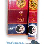 Descubre los secretos del incienso 7 Días - Secretos divinos